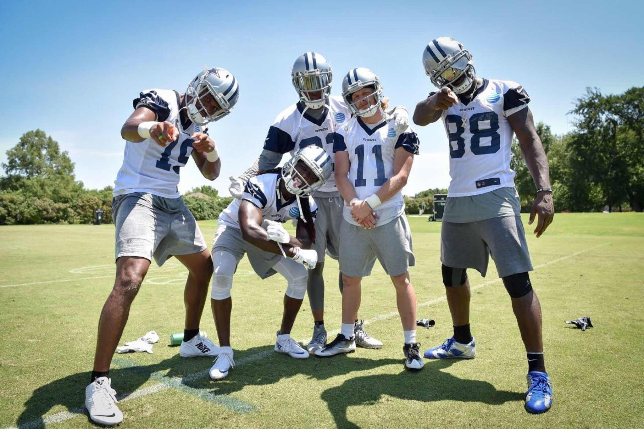 Cowboys Headlines - Cowboys Fantasy Football Outlook: Wide Receivers