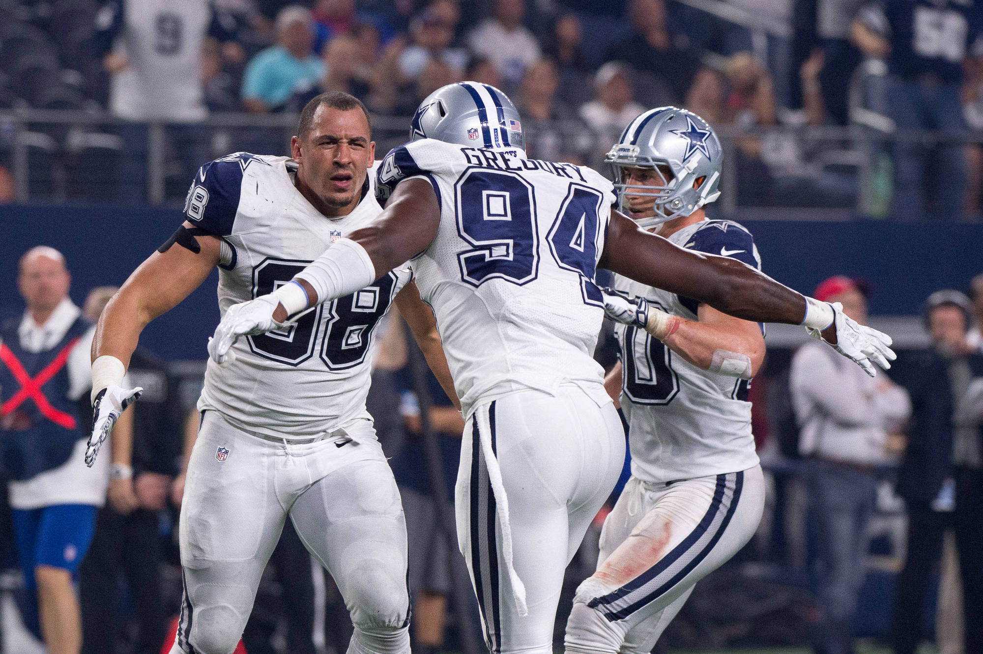 Dallas Cowboys: Terrell McClain headed back to Dallas?
