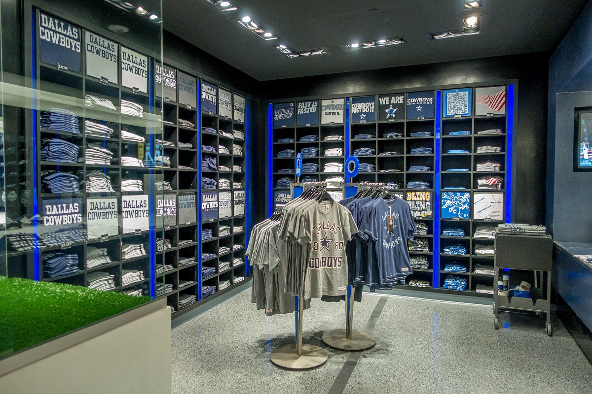 dallas cowboys store
