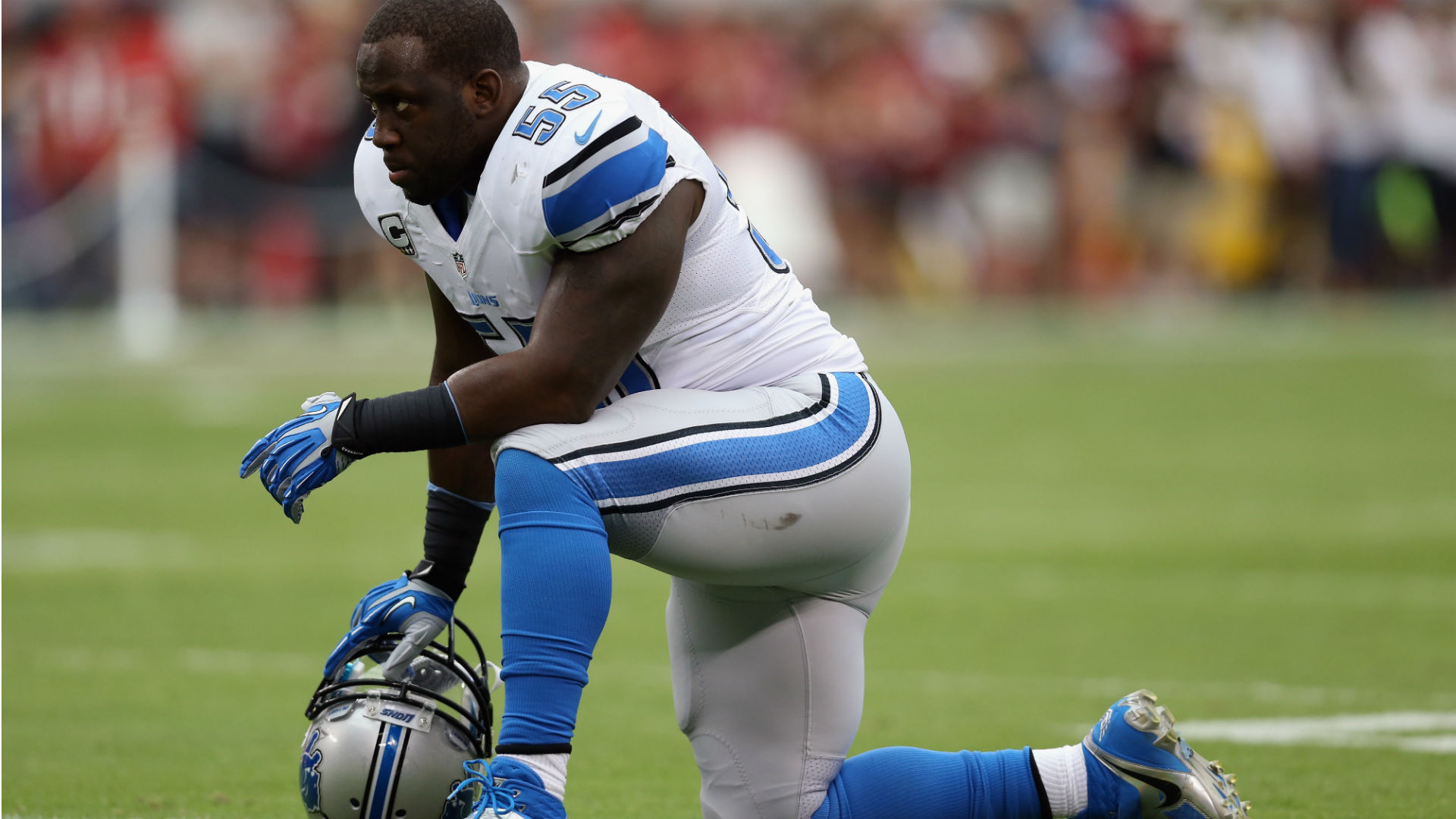 Cowboys Headlines - Stephen Tulloch Released; Could Dallas Come Calling For LB?