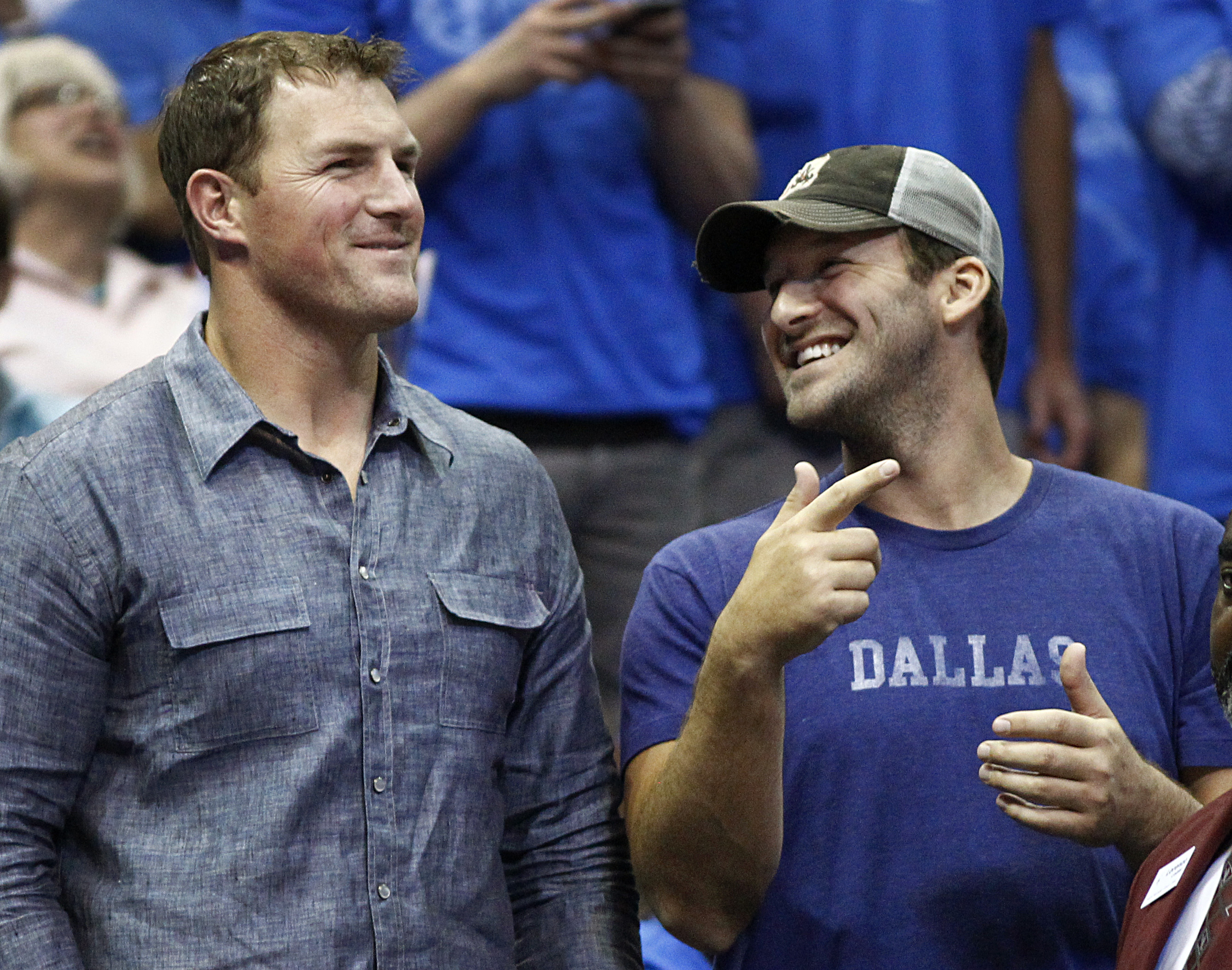 The Star News - Tony Romo, Jason Witten Extend Their Support To Dallas Police