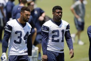 Jerseys NFL Online - 5 Cowboys Turning Heads In Training Camp | Inside The Star
