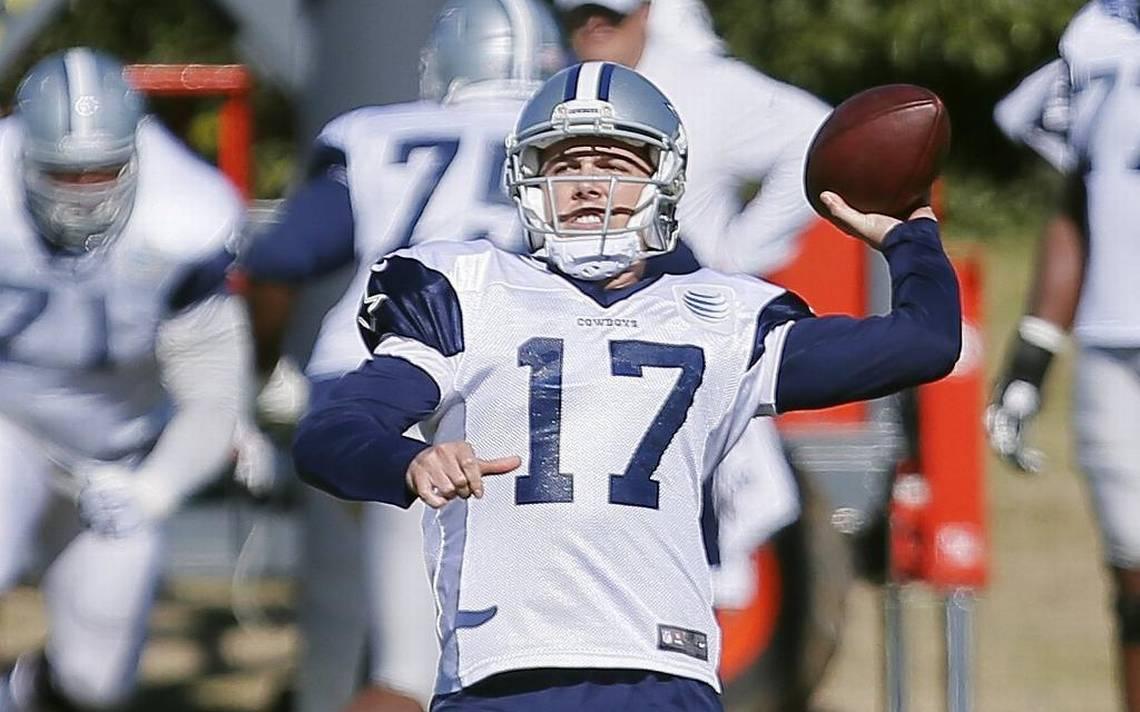 Cowboys Headlines - BREAKING NEWS: Kellen Moore Injury Likely Ends His Season