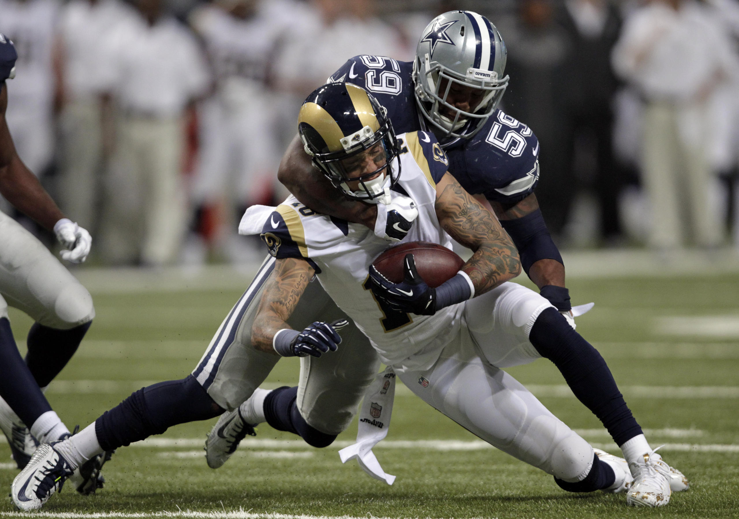 Cowboys Headlines - Cowboys At Rams: Players To Watch On Defense 6