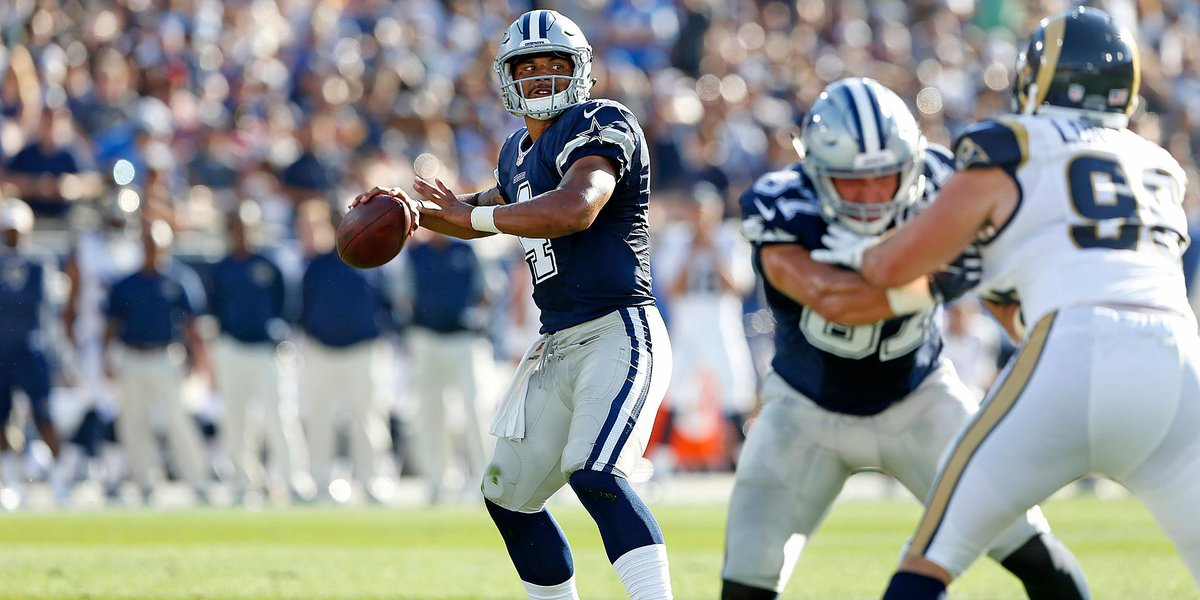 Cowboys Headlines - Cowboys' Offensive, Defensive, Special Teams MVPs Against Rams