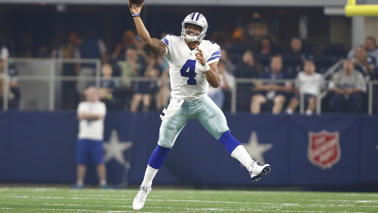 Cowboys Headlines - DAL Vs MIA in Review: Players Looking to Take the Next Step in Seattle