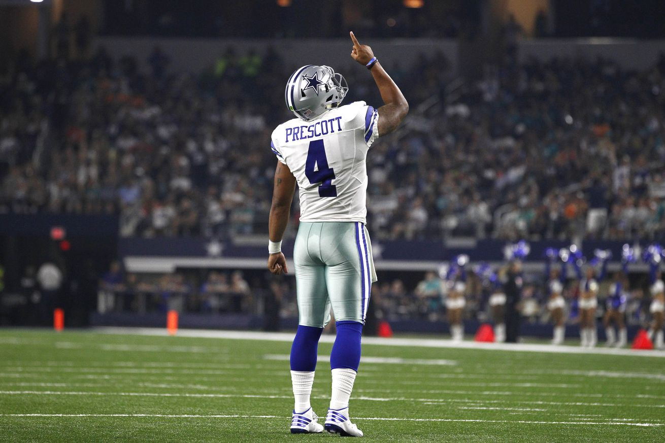 Cowboys Headlines - The Dak Prescott Hype: Why It's Completely Okay To Buy In