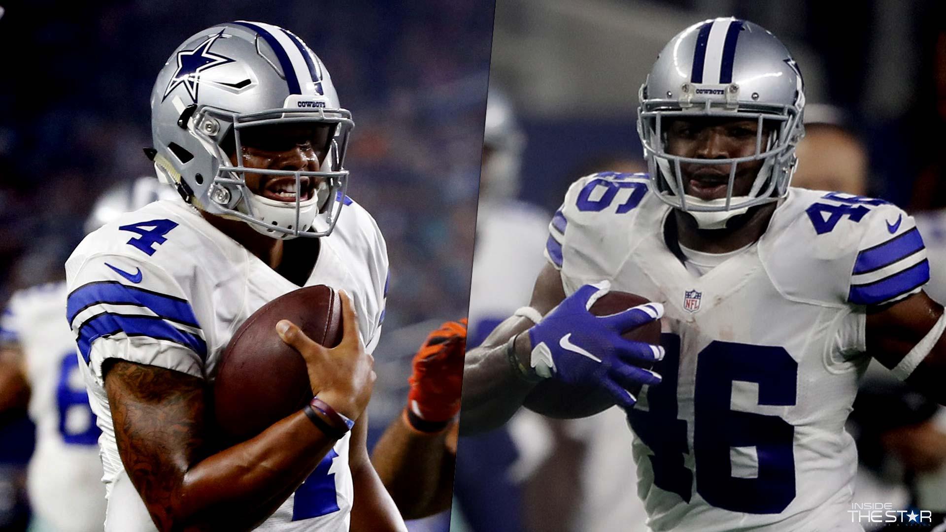 Cowboys Headlines - Tweet Break: Cowboys Offense Flies High in Home Opener, Prescott and Morris Impress