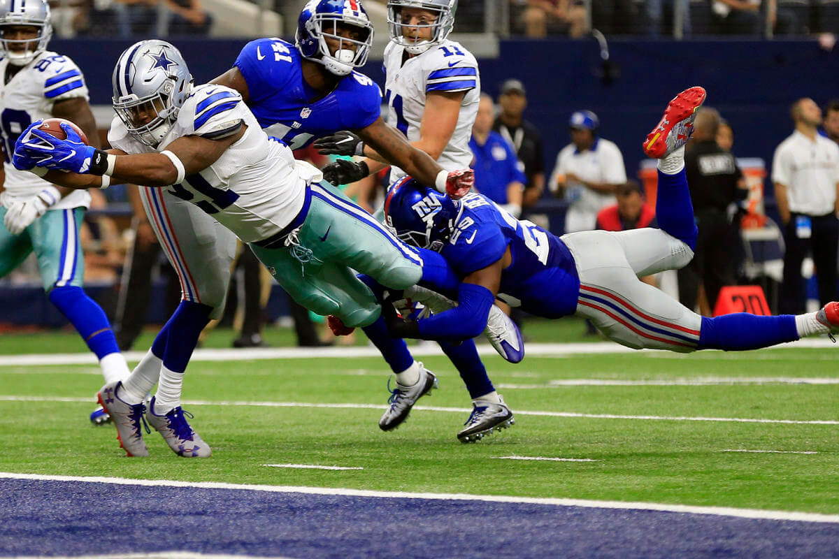 Cowboys Headlines - 10 Takeaways From The Cowboys Season-Opening Loss To The Giants 1