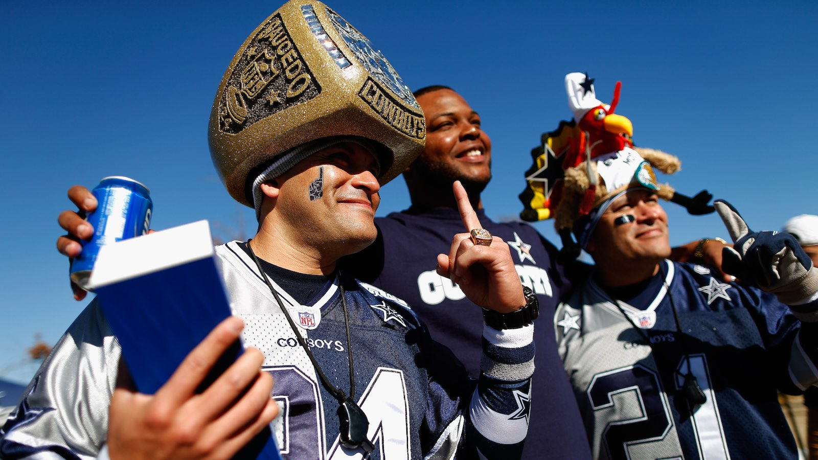 Cowboys Headlines - Are Cowboys Fans Being Too Overly Optimistic?