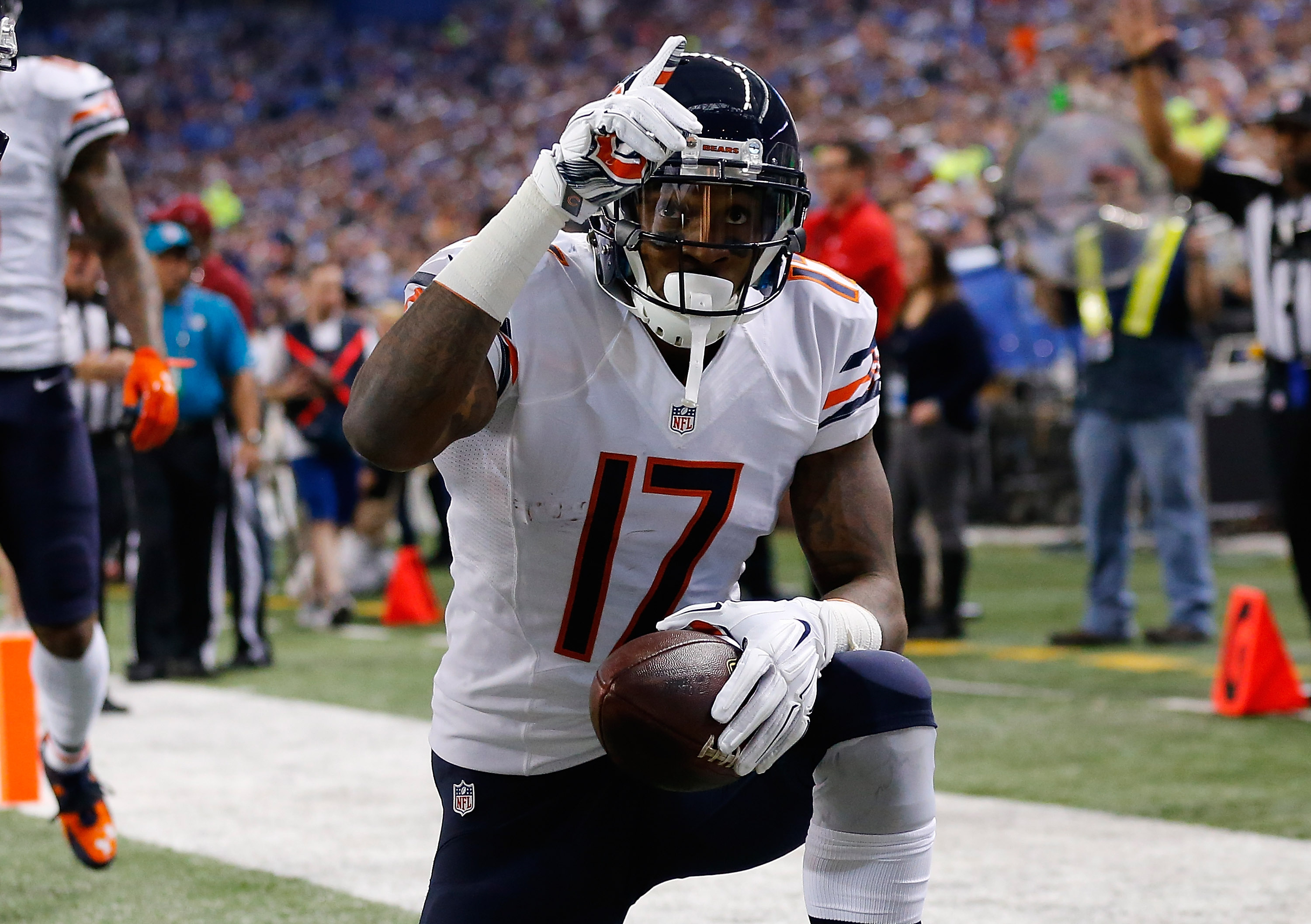 Cowboys Headlines - Cowboys Vs. Bears: Can Cowboys Slow Down Alshon Jeffery?