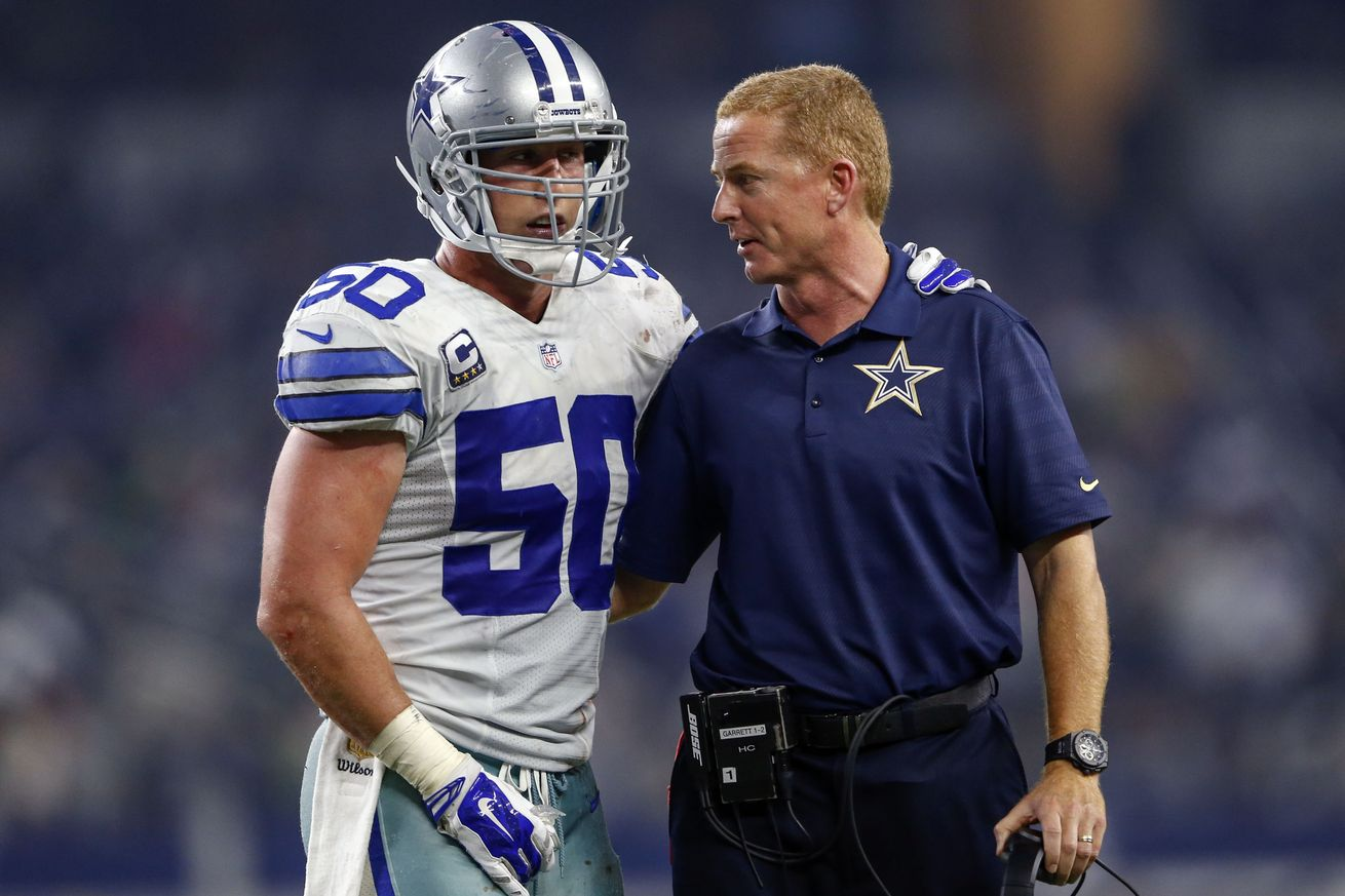 Cowboys Headlines - Dallas Cowboys Officially Name 2016 Team Captains