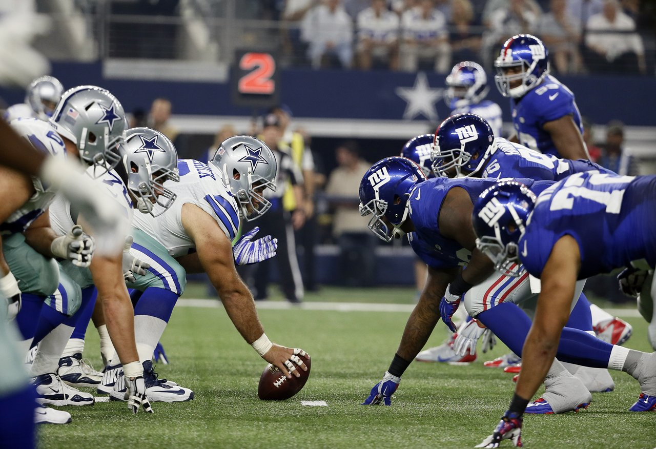 NFL Week 14: Dallas Cowboys vs New York Giants Live ...