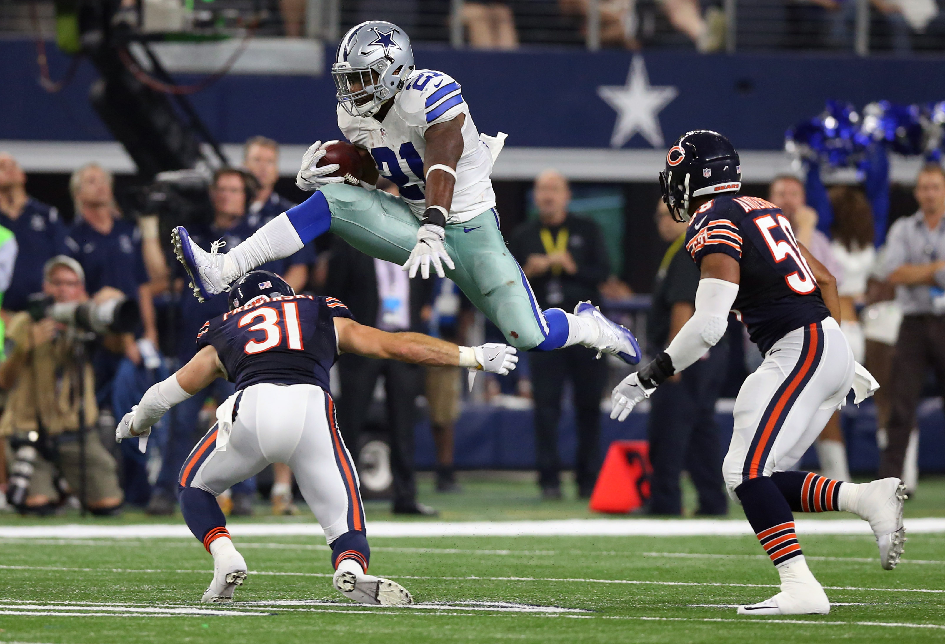Cowboys Headlines - #DALvsCHI: The Good, The Bad, The Ugly