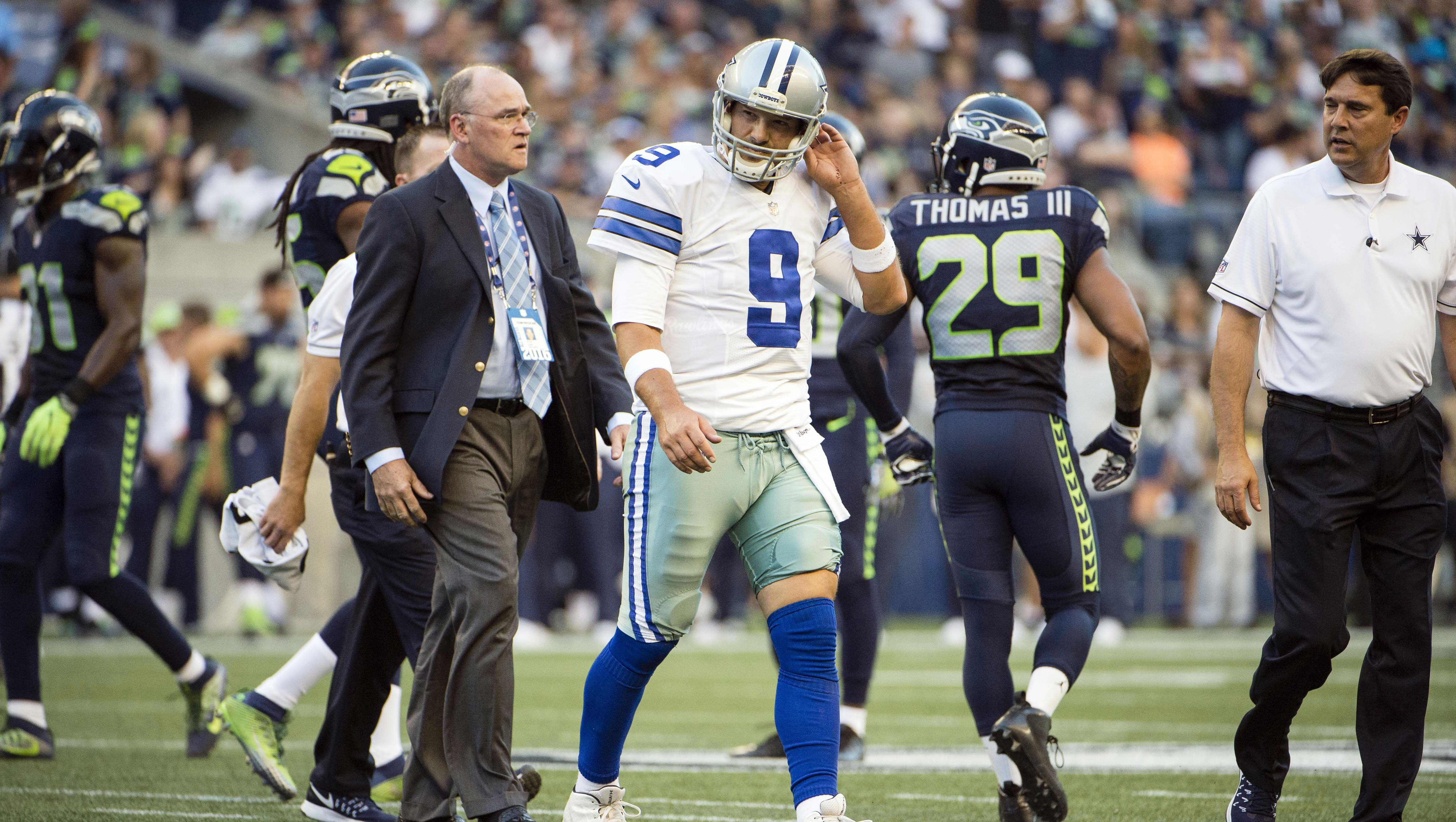 Cowboys Headlines - Explaining Why Tony Romo Is Not On Injured Reserve 1
