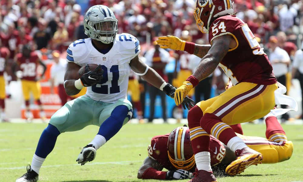 Cowboys Headlines - Ezekiel Elliott Learning Things Aren't So Easy In NFL