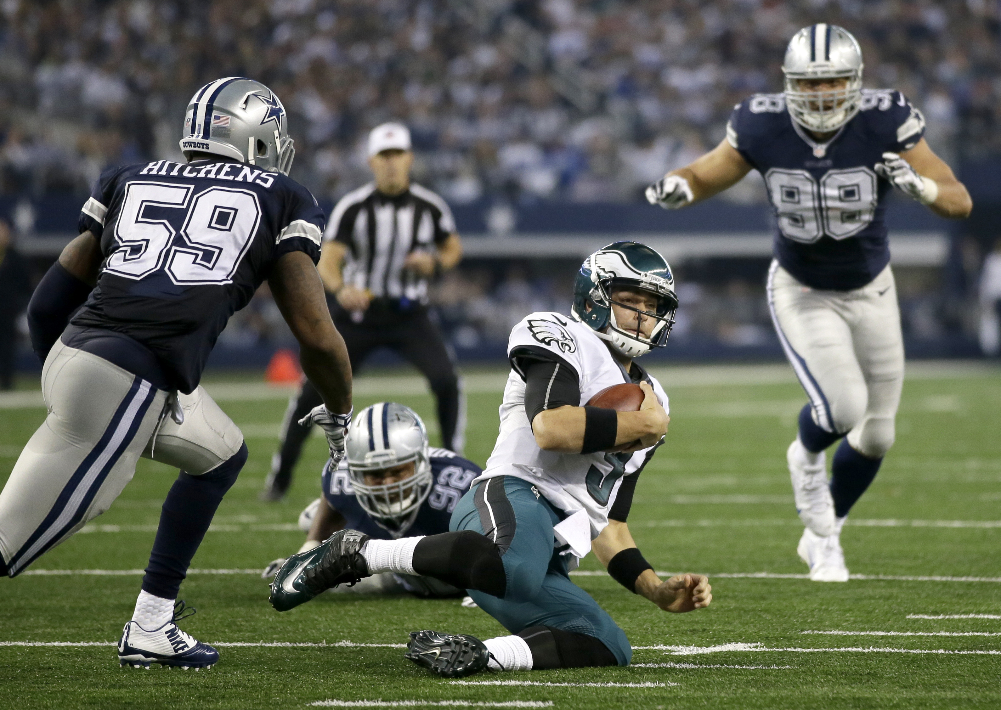 Cowboys Headlines - Mark Sanchez: More Than Just A Villain, Cowboys Are Playing It Smart 2