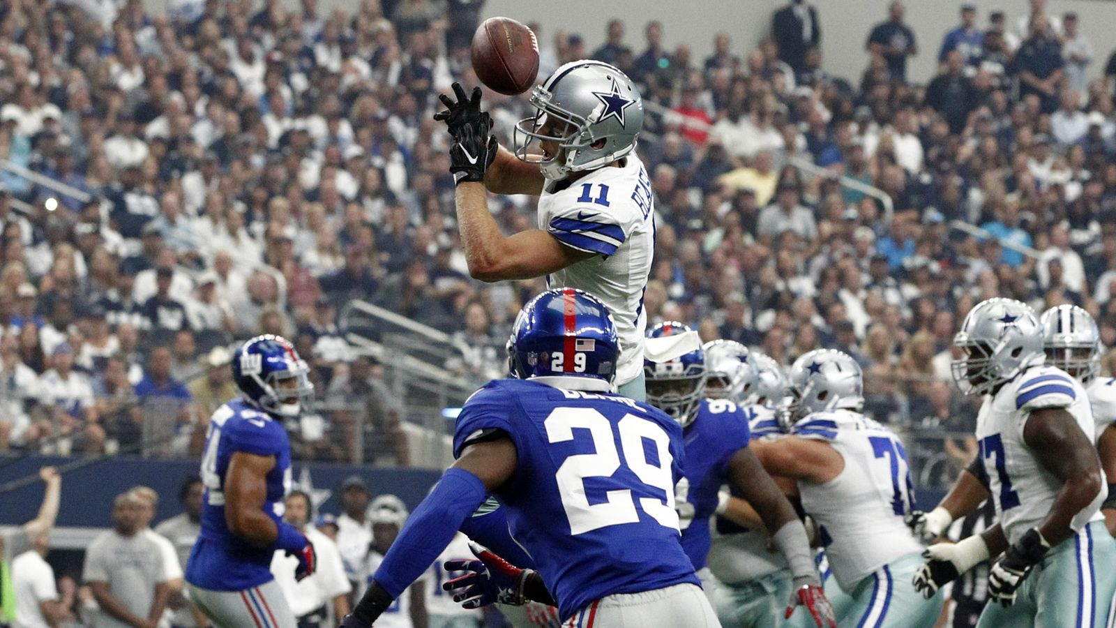 Cowboys Headlines - Red Zone Blues: Analyzing the Cowboys Week 1 Scoring Struggles 3