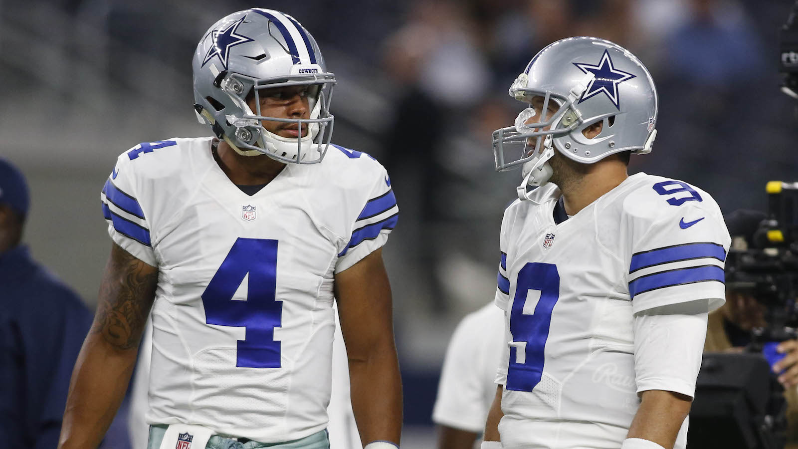 Cowboys Headlines - Cowboys QB Issue That's Really A Nonissue
