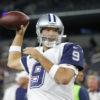 Cowboys Headlines - Dallas Cowboys Anticipating Tony Romo Return In Week 8
