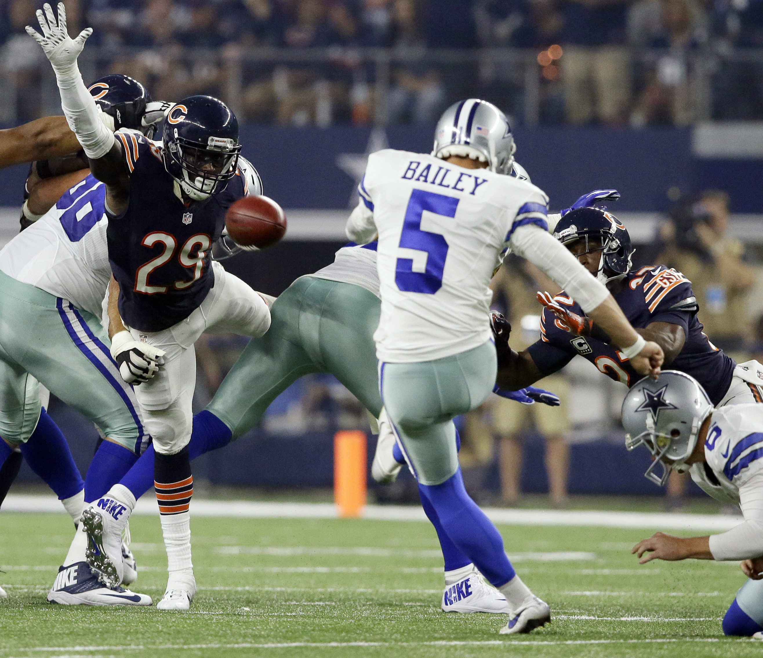 Fantasy Football - Fantasy Football: Dan Bailey And Week 5 Kicker Rankings