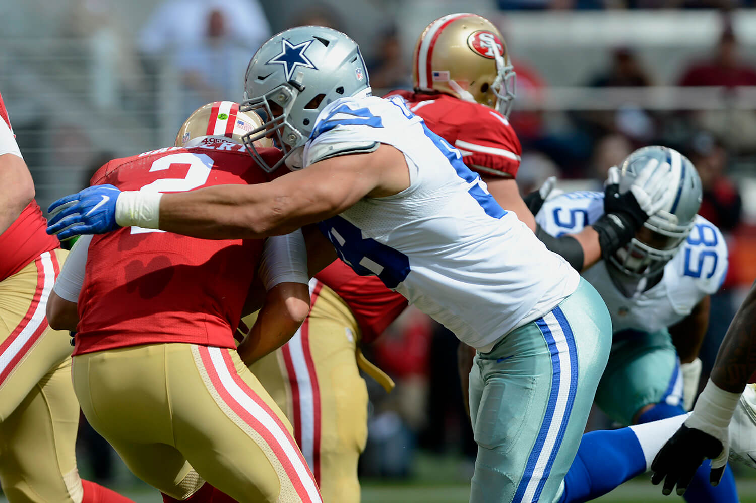 Cowboys Headlines - Martin's 5: Do Cowboys Regret Giving Tyrone Crawford A Contract Extension?
