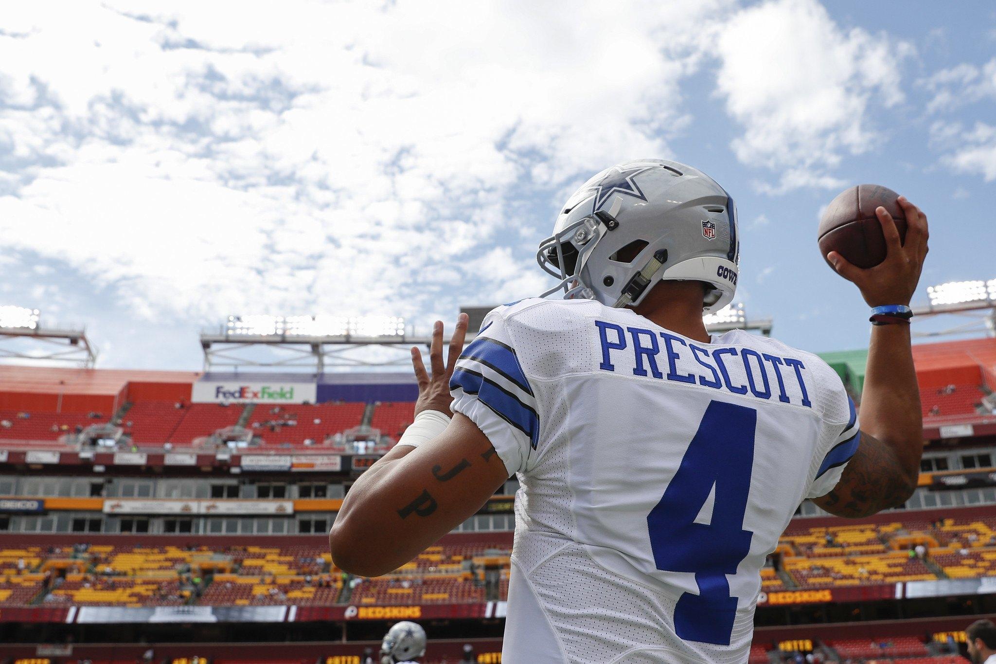 Cowboys Headlines - The Next Big Test: Will Dak Prescott Ever Earn A Passing Grade?