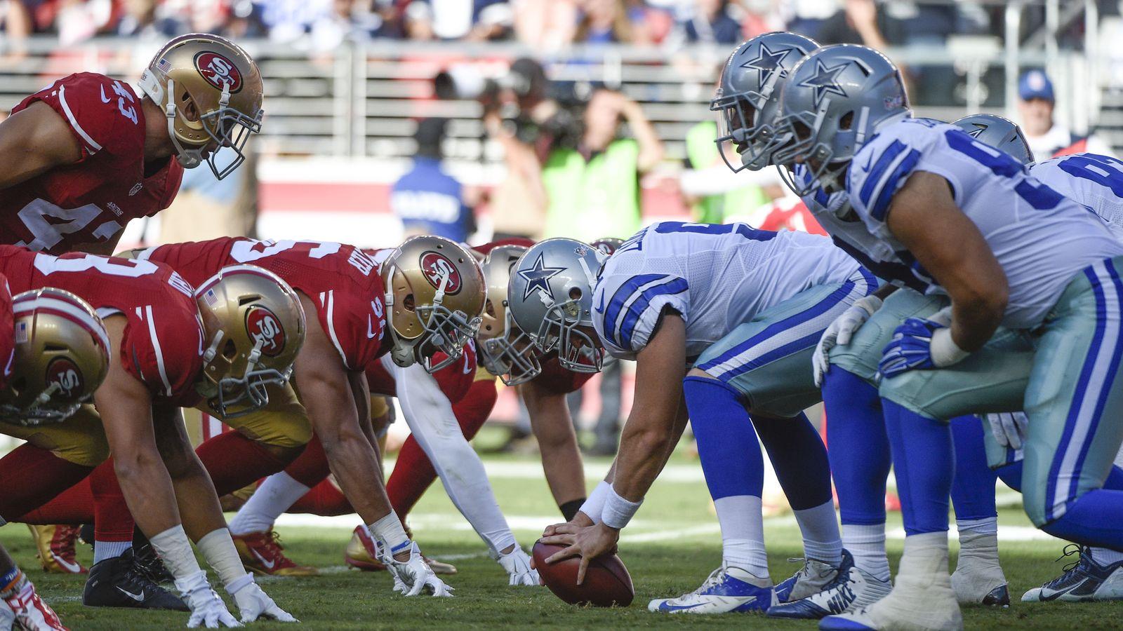 The Star News - Tweet Break: Cowboys Come Back In San Francisco, Earn 3-1 Start