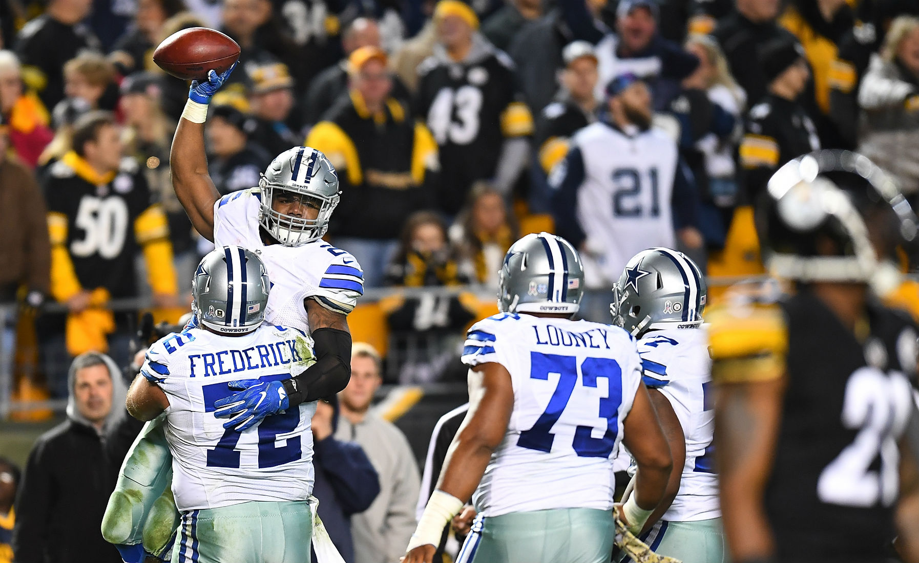 Cowboys Headlines - 10 Takeaways From The Cowboys Thrilling Win In Pittsburgh