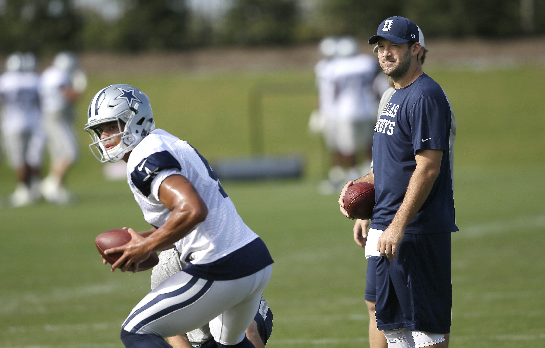 Cowboys Headlines - Dallas Cowboys Best QB Now A Backup?