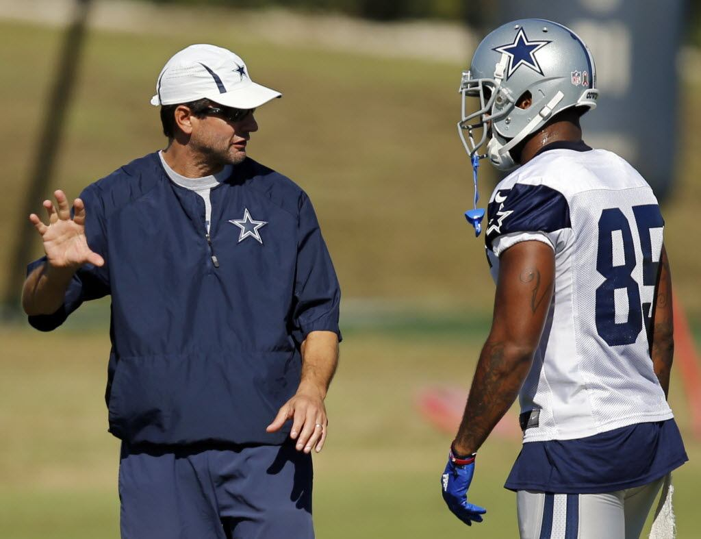 Cowboys Headlines - Dallas Cowboys Promote WR Vince Mayle from Practice Squad