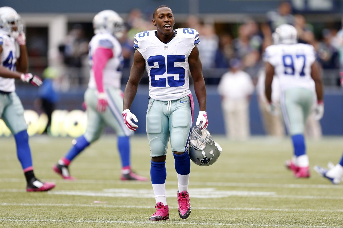 Cowboys Headlines - Is Lance Dunbar's Job In Jeopardy?