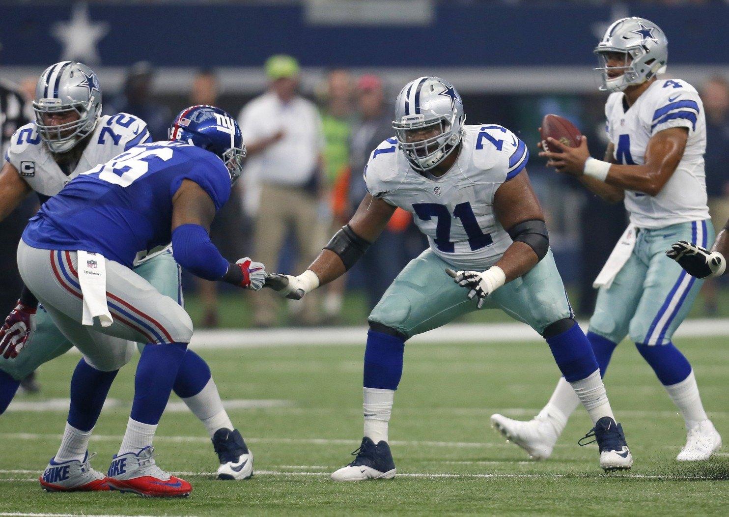 Cowboys Headlines - La'el Collins Optimistic About Returning in 2016