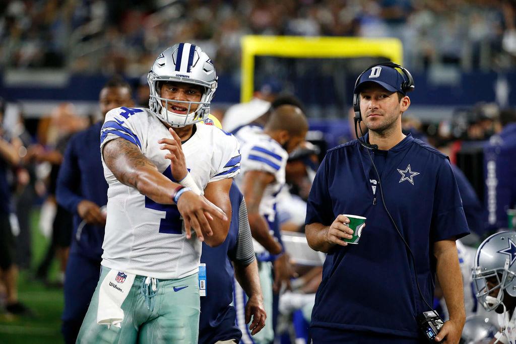 Cowboys Headlines - Martin's 5: Is Dak Prescott Worried About Tony Romo's Return?