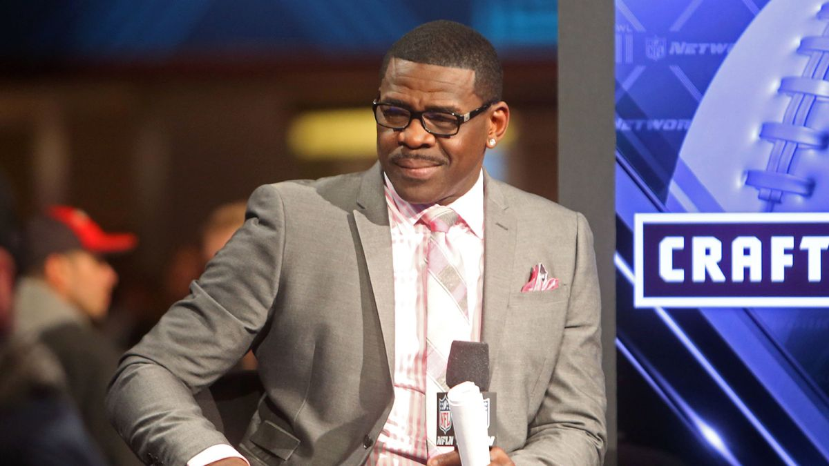 Michael Irvin Compares Dez Bryant And Josh Norman To