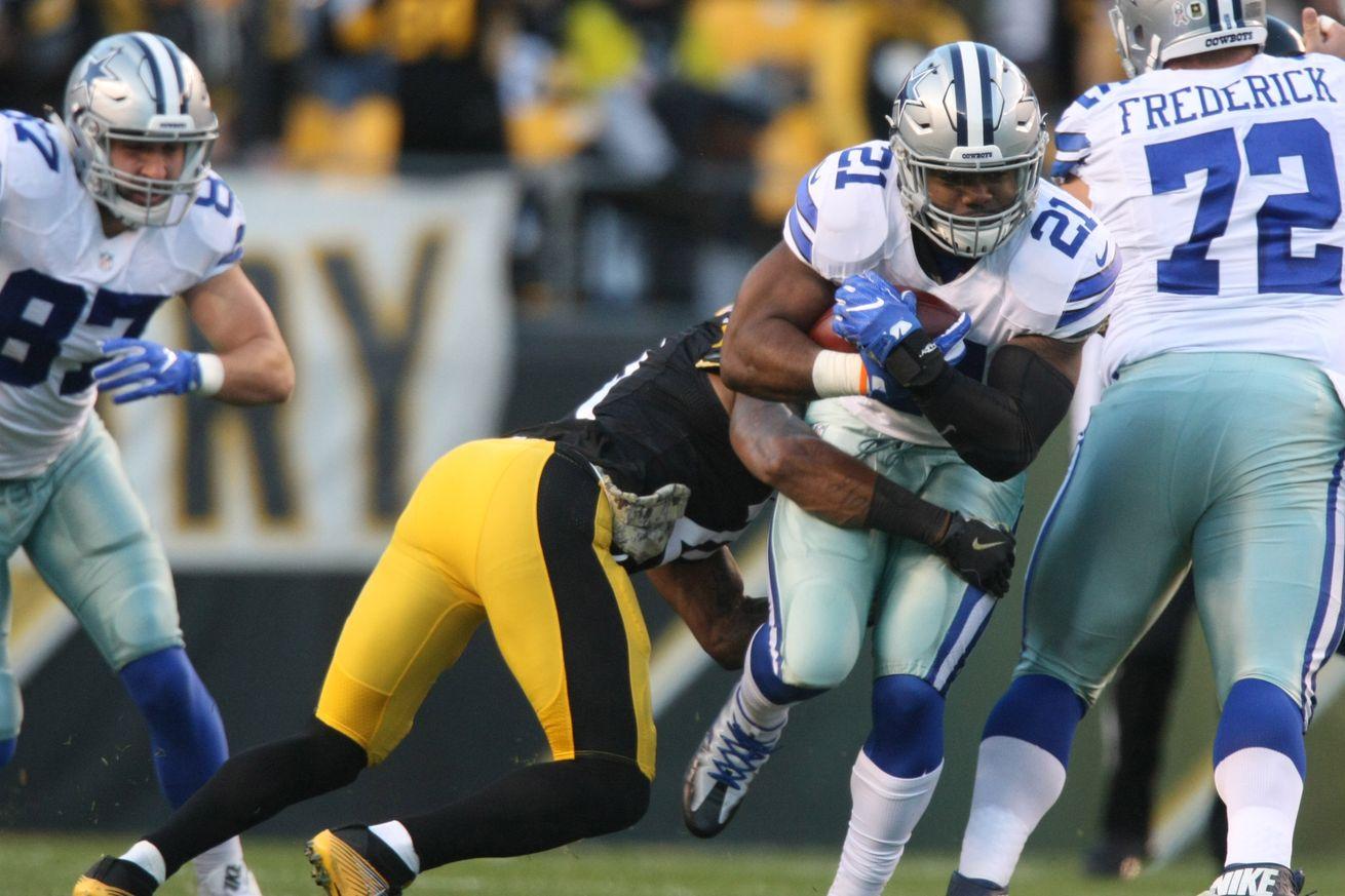 Cowboys Headlines - Reel Talk: Ezekiel Elliott's 2 Touchdowns Prove He's the RB the Cowboys OL Deserves