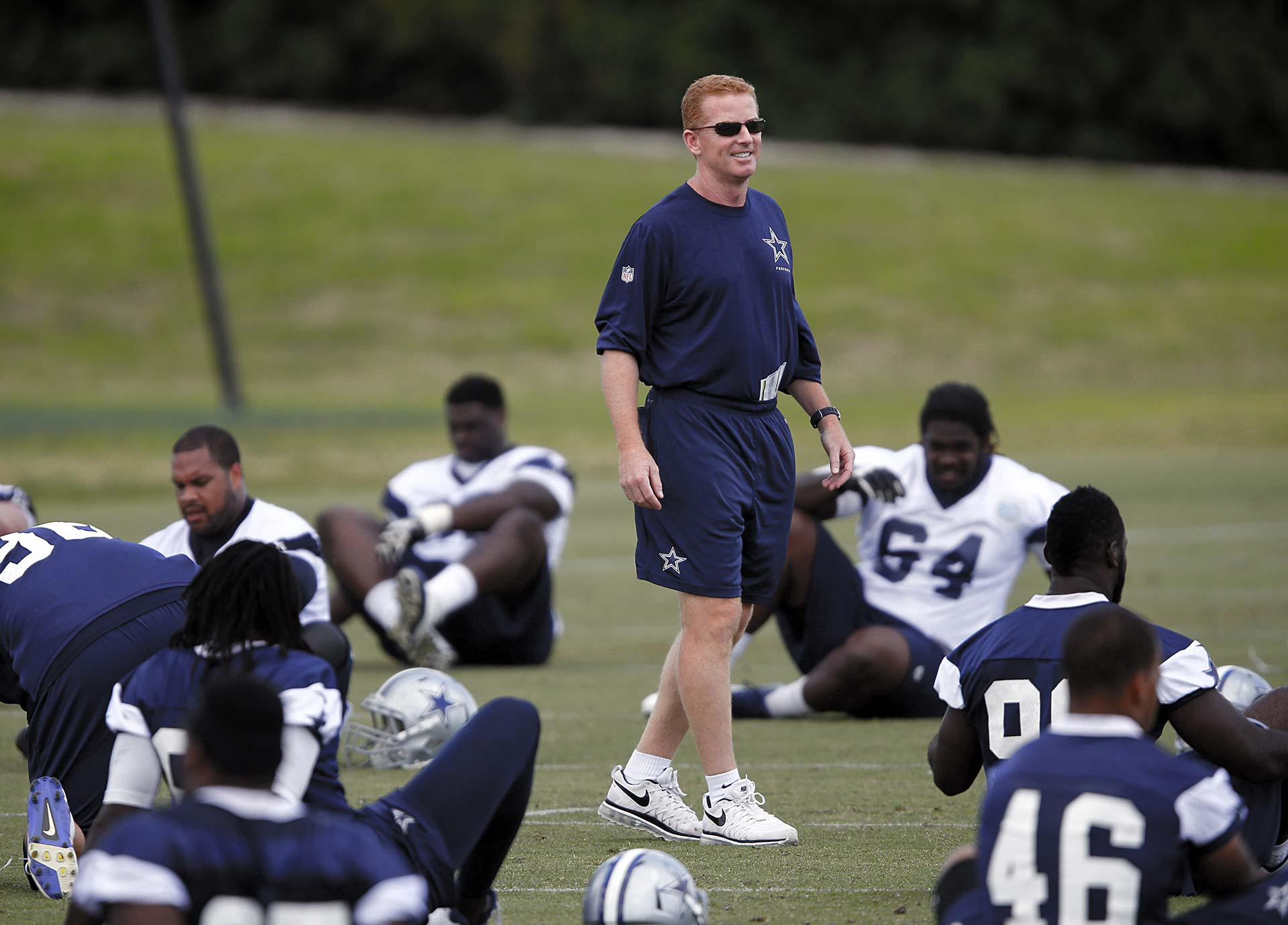 Cowboys Headlines - Stopping The Hate: How Jason Garrett Has Won Me Over
