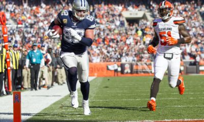 Cowboys Headlines - The Good, The Bad, And The Ugly For Cowboys Vs. Browns 3