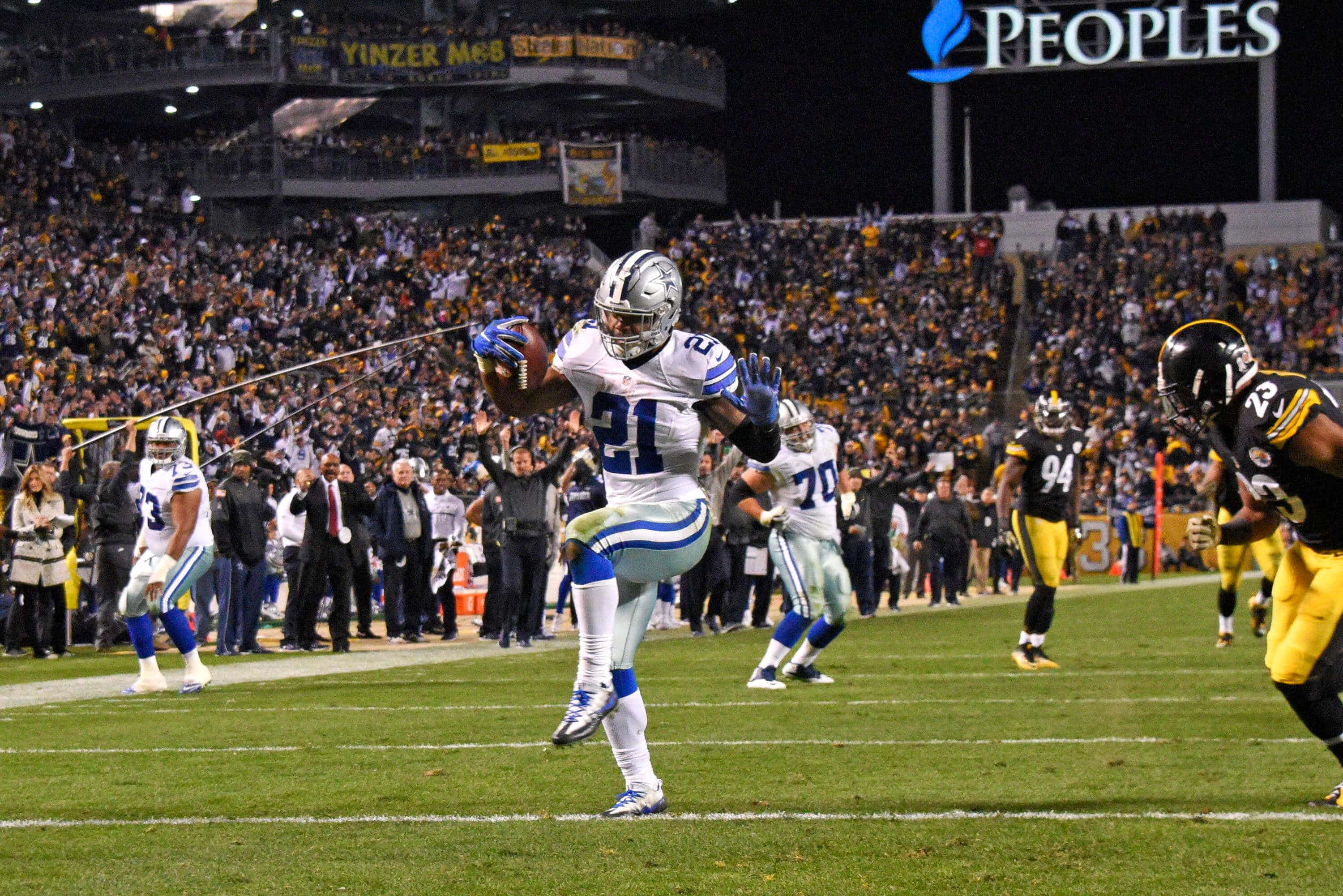 Fantasy Football - #The Sauce #FantasyFootball Sit/Start and Waiver Wire Adds for Week 11