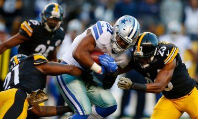 Cowboys Headlines - Week 10 Rookie Review: Elliott, Prescott Show Their Steel