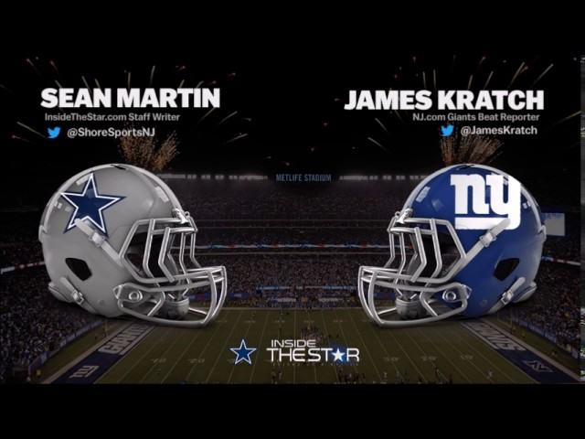 Cowboys Headlines - Cowboys at Giants: Previewing New York With Giants Beat Writer James Kratch