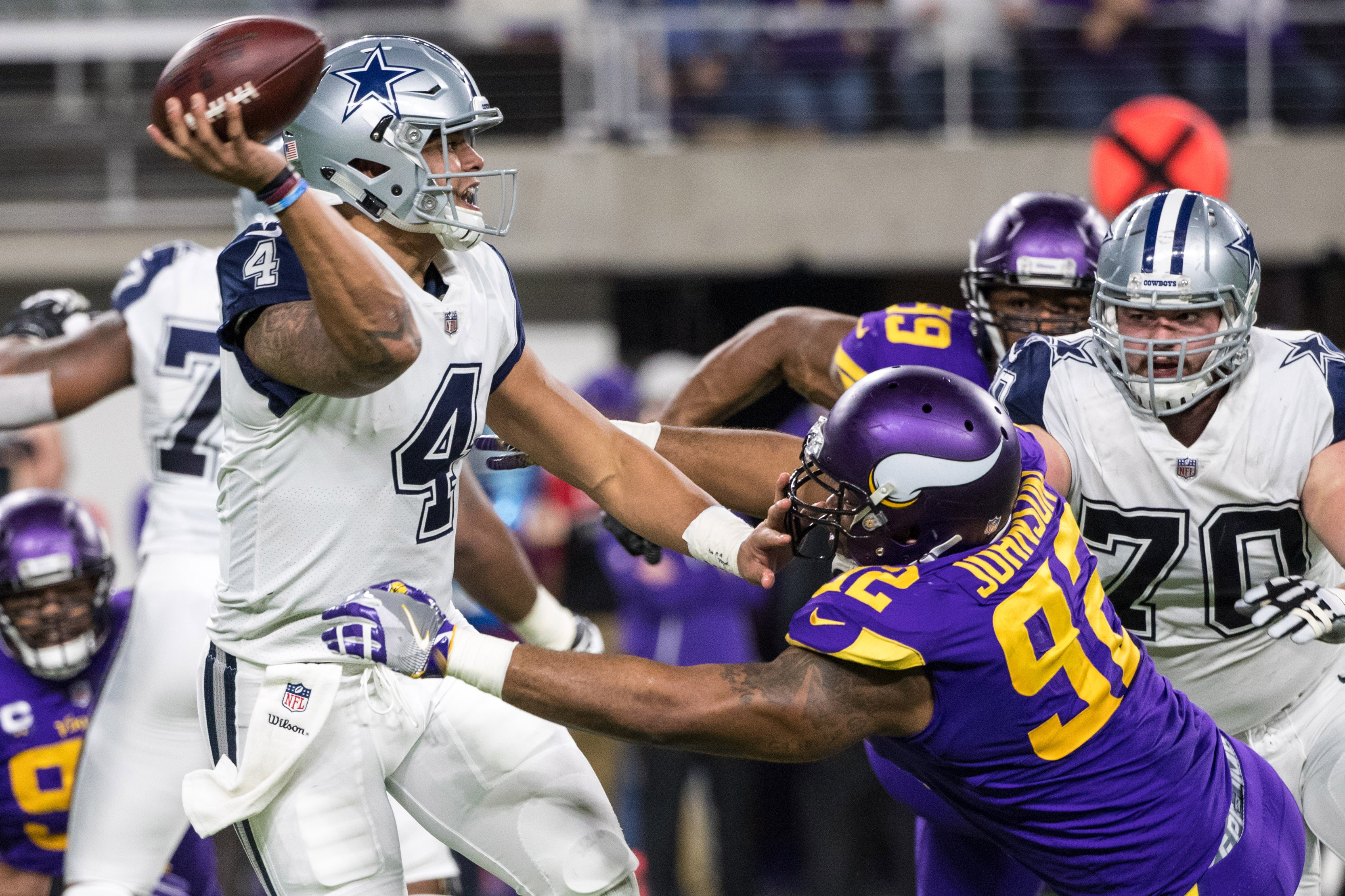 Dak, Vikings