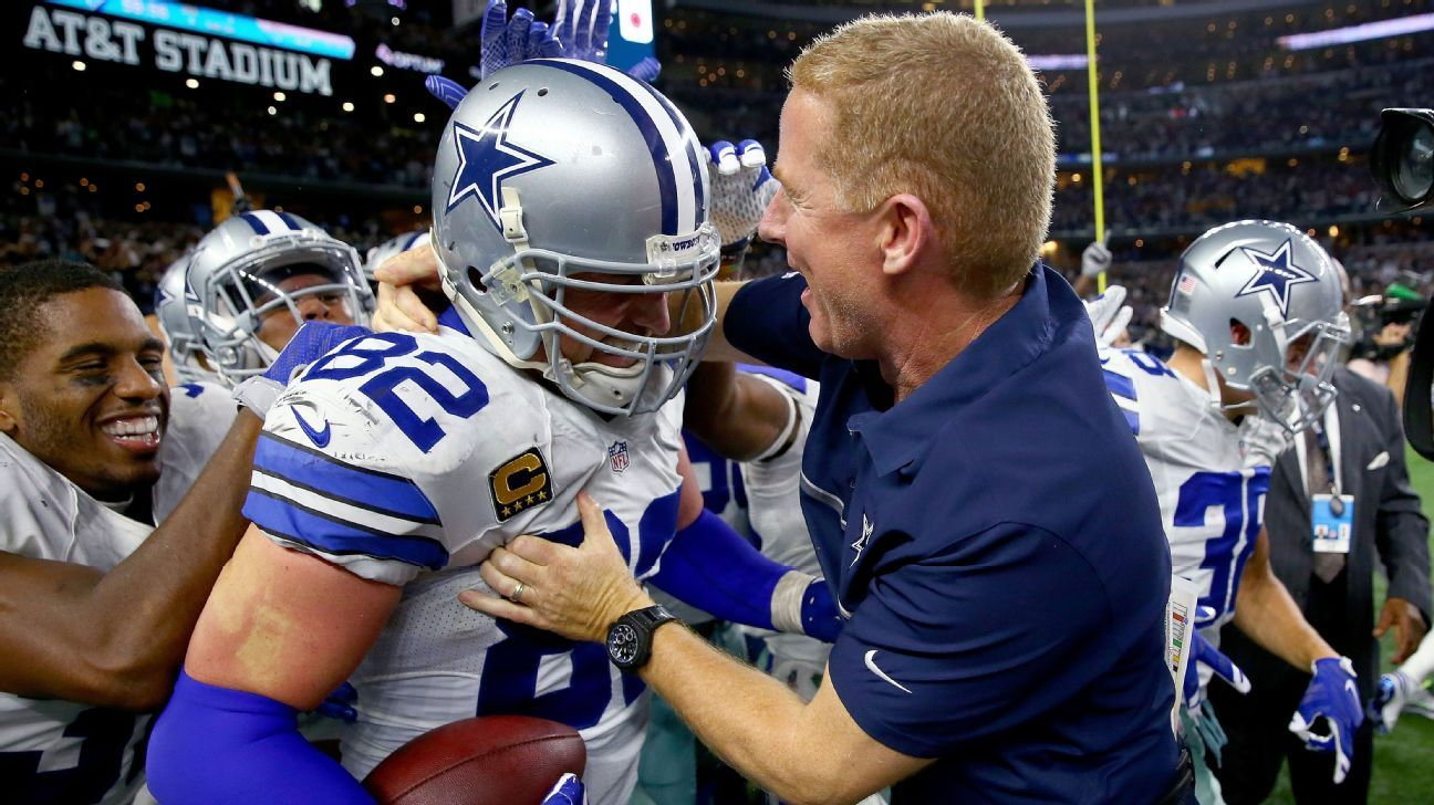 Cowboys Headlines - Dallas Cowboys Clinch 2016 Playoff Spot! 1
