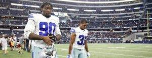 Dallas Cowboys Player Profile: DE #90 DeMarcus Lawrence 4