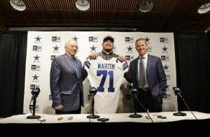 Dallas Cowboys Player Profile: G #70 Zack Martin 2