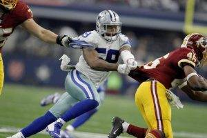 Dallas Cowboys Player Profile: LB #59 Anthony Hitchens 4