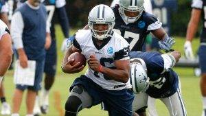 Dallas Cowboys Player Profile: RB #46 Alfred Morris 4