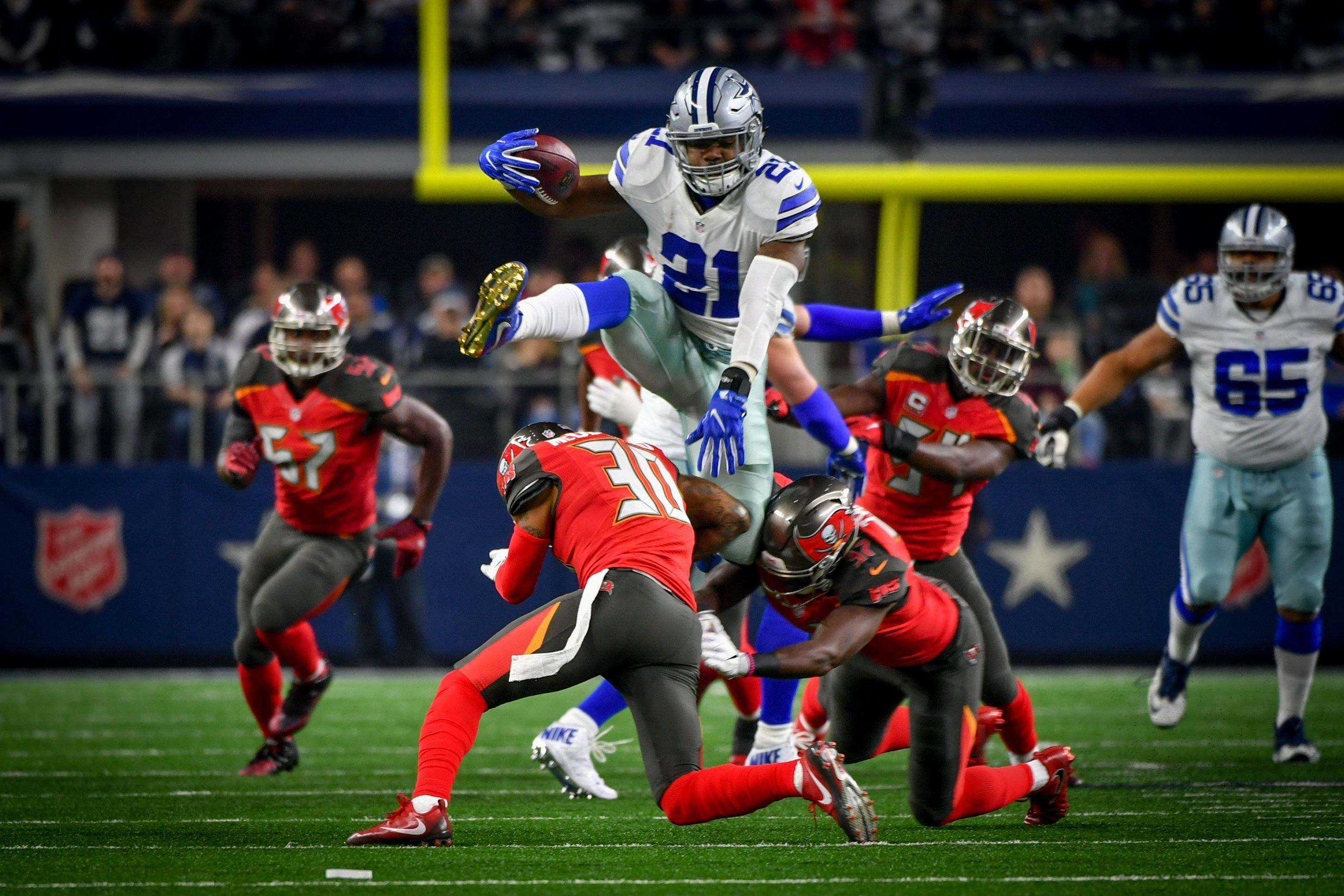 Against Buccaneers Defense, Cowboys have Huge Opportunity