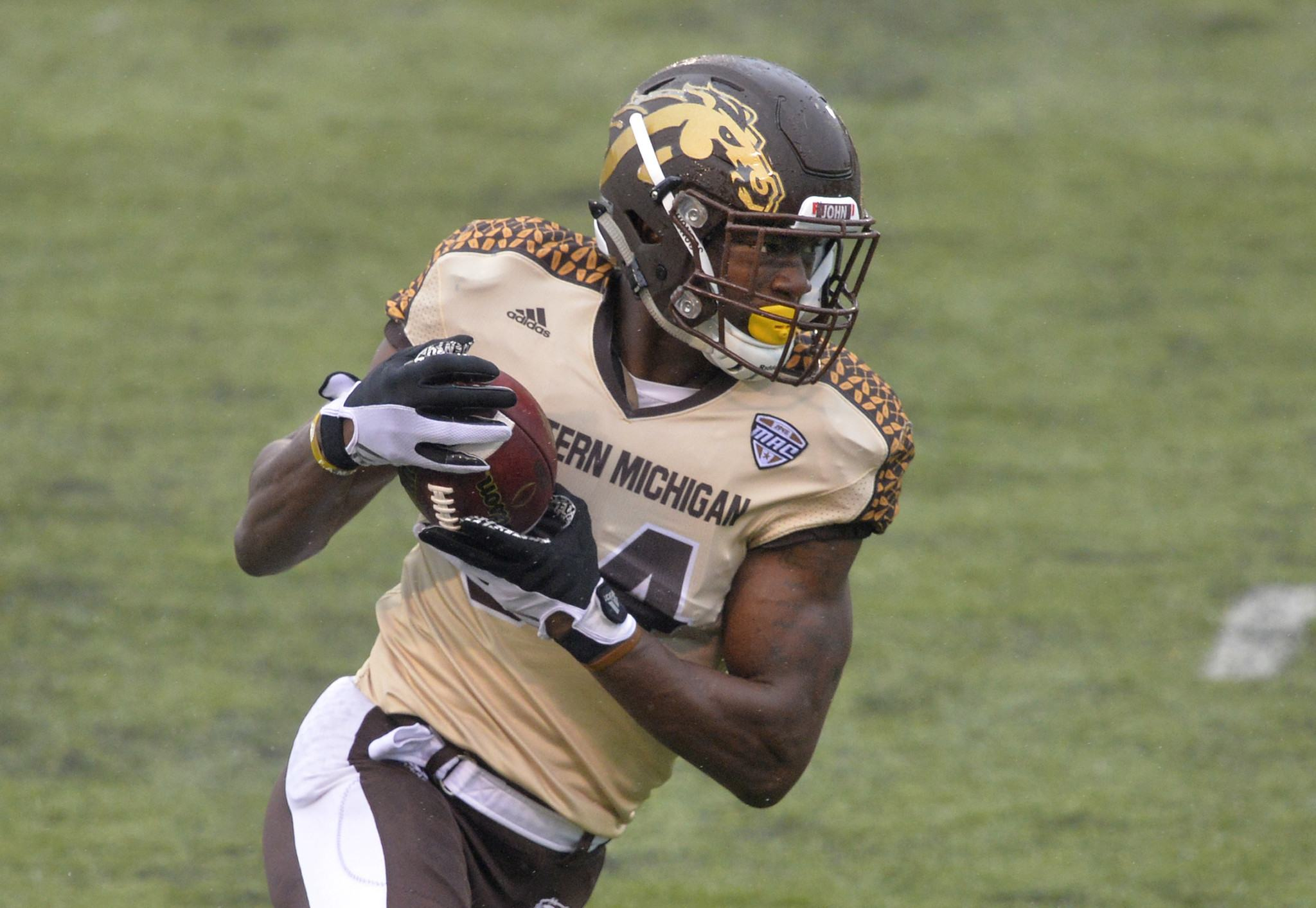 Cowboys Draft: Injuries Could Land Western Michigan's Corey Davis In Dallas