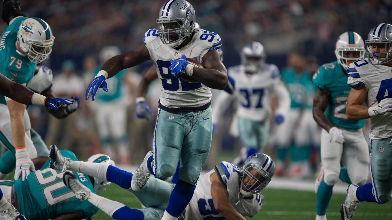 Playoff Primer: Dallas Cowboys Defensive Tackles